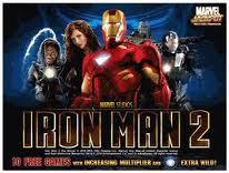 iron man 2 slots